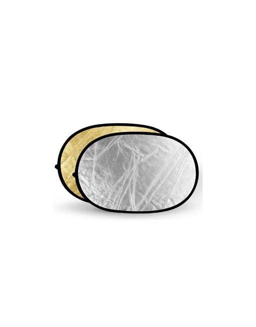 Godox Gold & Silver Reflector Disc 100x150cm