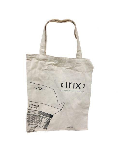 Irix Cotton bag met Irix logo