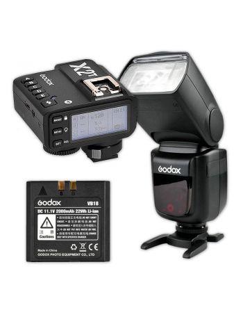 Caruba L-Plaat Nikon D500