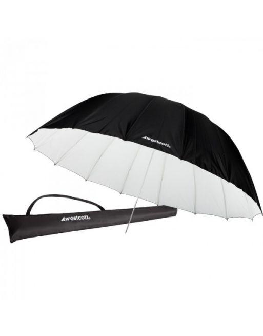 Westcott 7'/220cm White/Black Parabolic