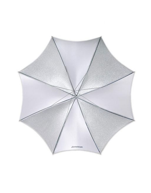 """Westcott 43""""/109cm Soft Silver Collapsible"""