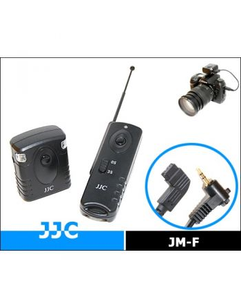 JJC Wireless Remote Control 50m JM F II (Sony RM S1AM)