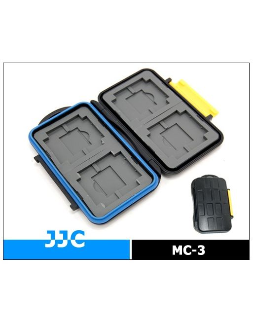 JJC MC 3 Multi Card Case