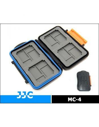 JJC MC 4 Multi Card Case