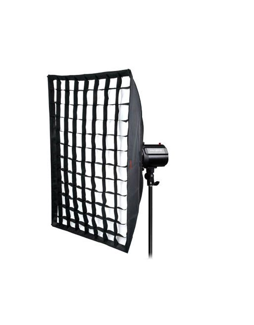 Godox Softbox Bowens Mount + Grid 60x60cm