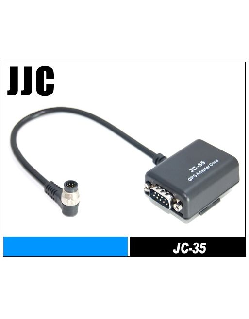 JJC JC 35 GPS Connector (Nikon MC 35)