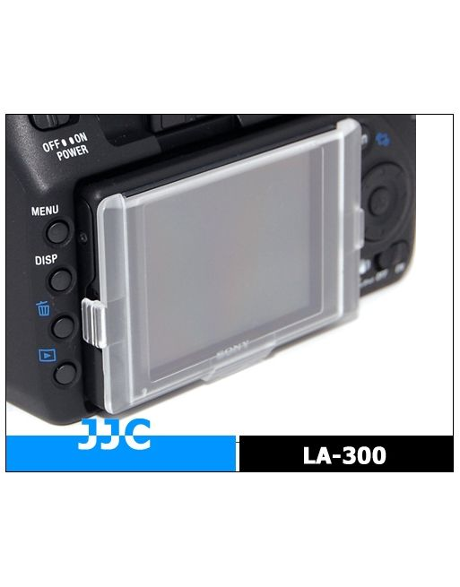 JJC LA 300 beschermkap (Sony PCK LH3AM)