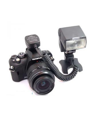 JJC FC O3 (0.9M) Off Camera Shoe Cord (Olympus FL CB05)