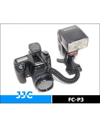 JJC FC P3 (0.9M) Off Camera Shoe Cord (voor Pentax)