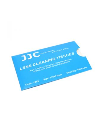 JJC CL T2 Lens Cleaning Tissue 50 sheets of tissue/Poly Bag