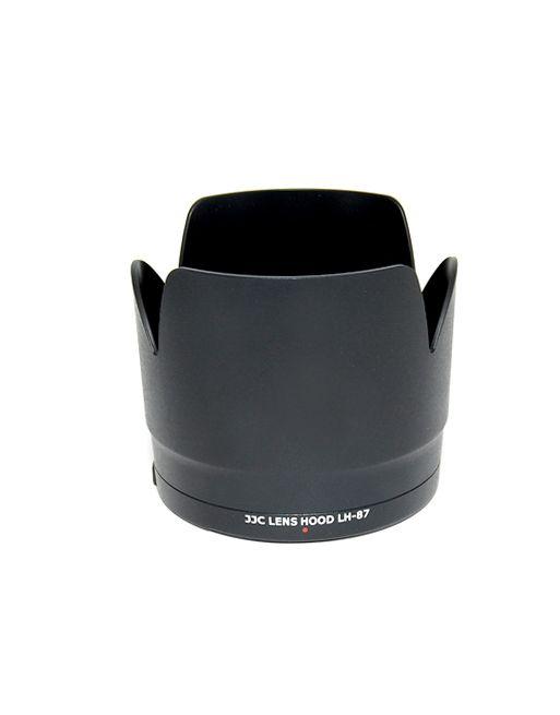 JJC ET 87 Canon Zonnekap Zwart