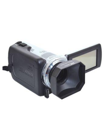 JJC Zonnekap voor videocamera's 37mm