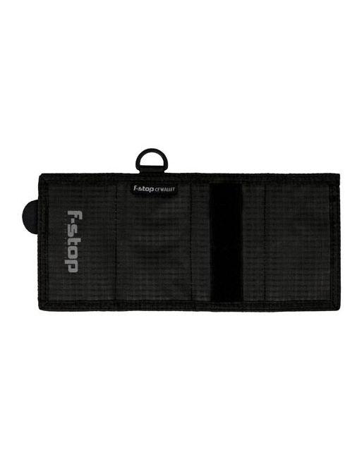 F Stop Flash Card Wallet Black