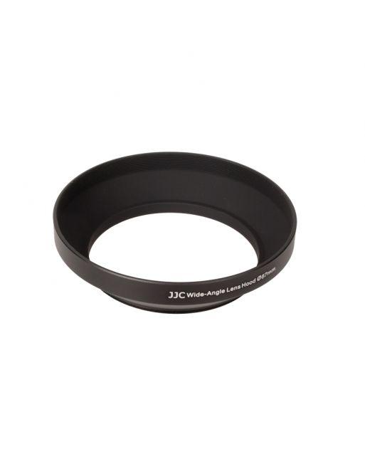 JJC Metalen Zonnekap voor Groothoeklenzen 67mm