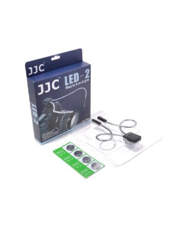 JJC Macro LED 2D Light