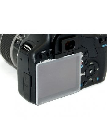 JJC LC G1X LCD Cover voor Canon G1X