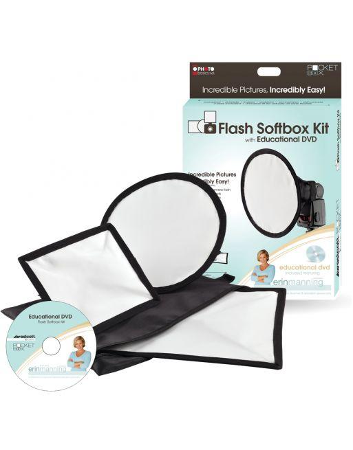 Westcott Flash Softbox Kit