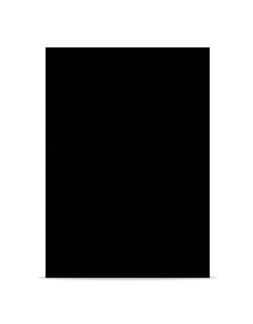 Westcott Black X Drop 5' x 7' Solid Black Backdrop