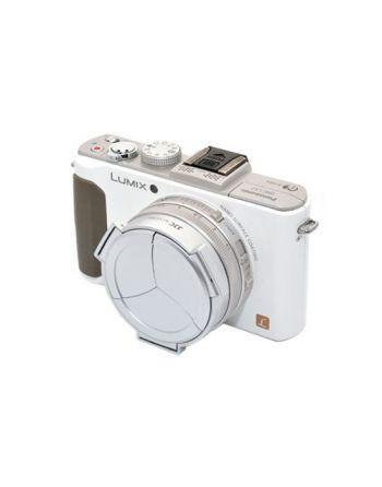 JJC ALC LX7WK Automatic Lens Cap voor Panasonic DMC LX7