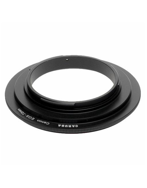 Caruba Reverse Ring Canon EOS 72mm