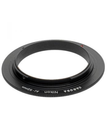 Caruba Reverse Ring Nikon AI 52mm