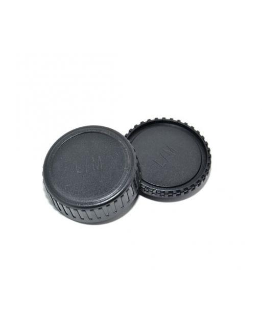 Caruba Achterlens en Bodydop voor Leica M