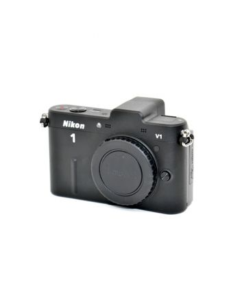 Caruba Achterlens en Bodydop voor Nikon 1