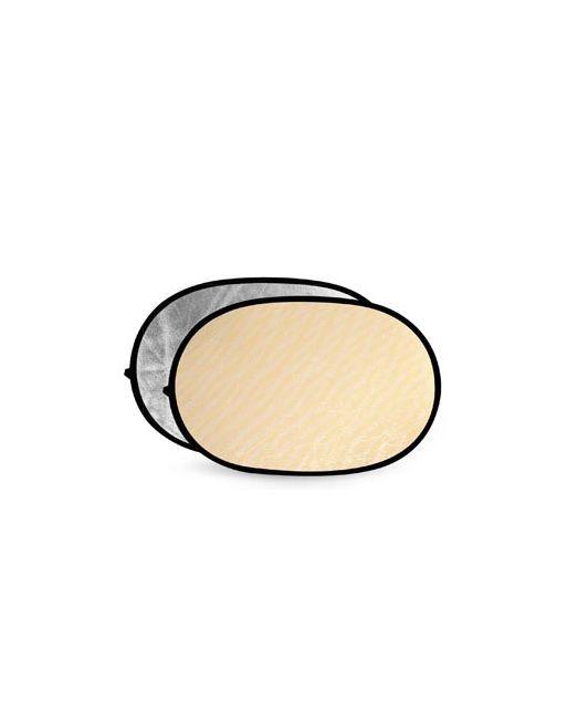 Godox Soft Gold & Silver Reflector Disc 100x150cm