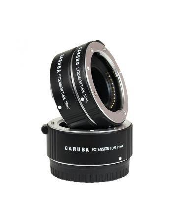 Caruba Extension Tube set Nikon 1 Serie Aluminium