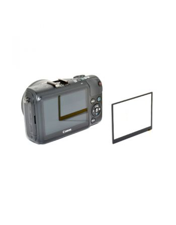 JJC LCP EOSM Screenprotector voor Canon EOS M