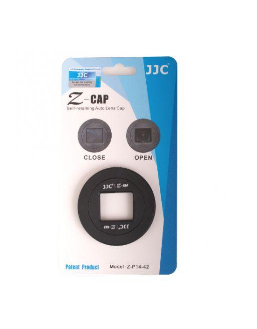 JJC Z P14 42 self retaining lens cap