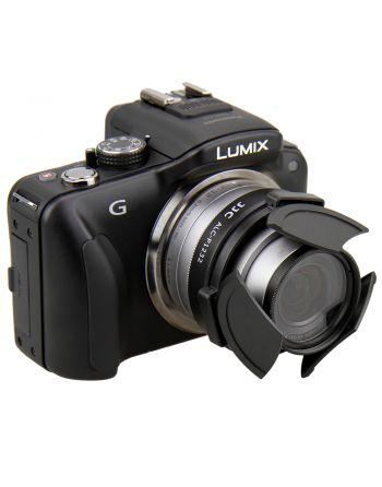 JJC ALC P1232 Automatische lensdop zwart