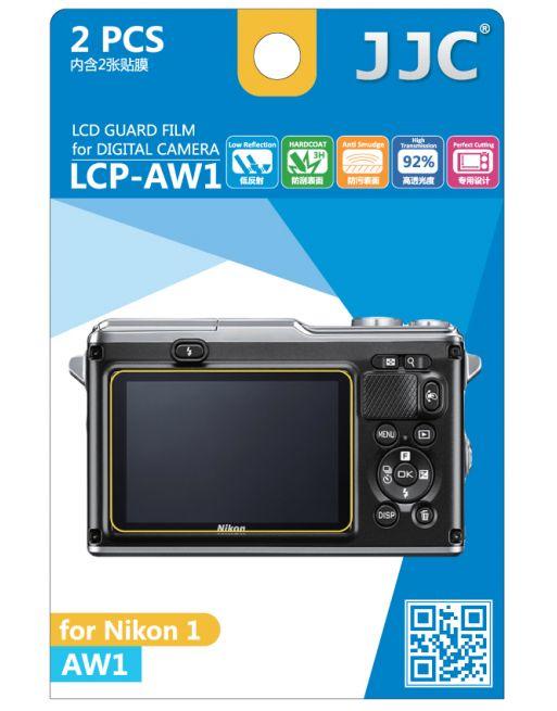 JJC LCP AW1 LCD bescherming