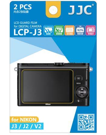 JJC LCP J3 LCD bescherming