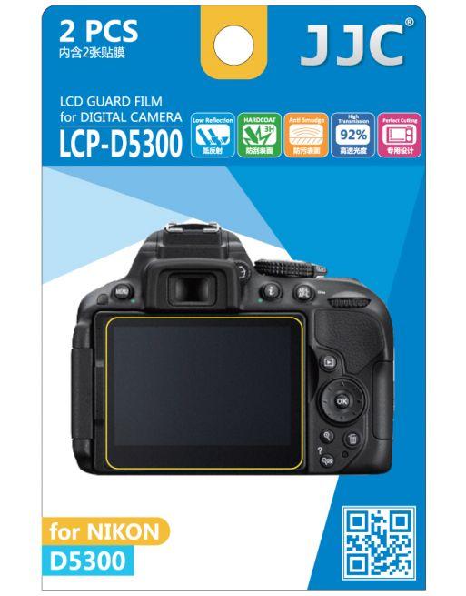 JJC LCP D5300 LCD bescherming