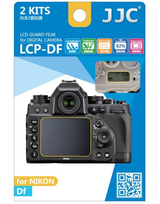 JJC LCP DF LCD bescherming