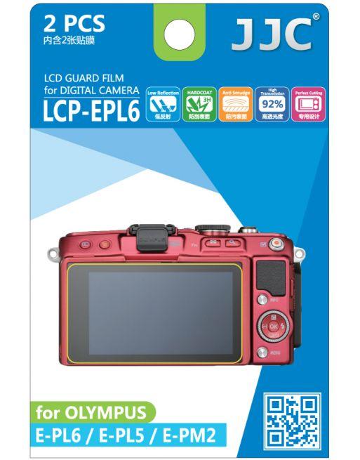 JJC LCP EPL6 Screenprotector