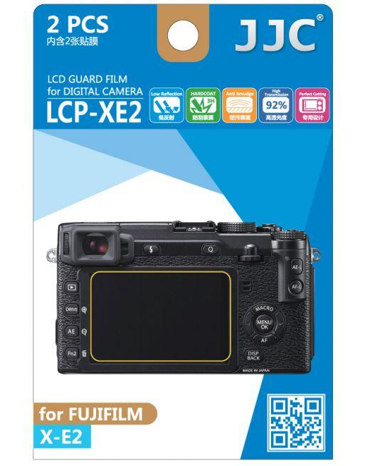 JJC LCP XE2 LCD bescherming