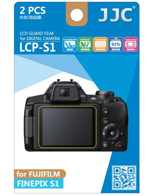 JJC LCP S1 LCD bescherming