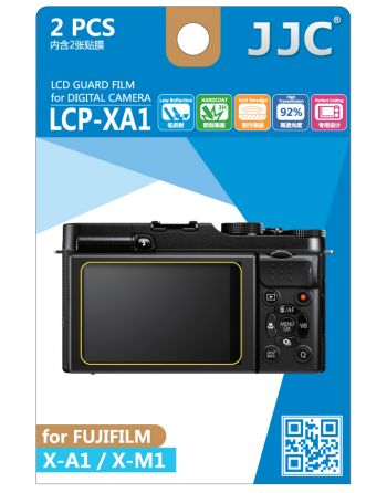 JJC LCP XA1 LCD bescherming