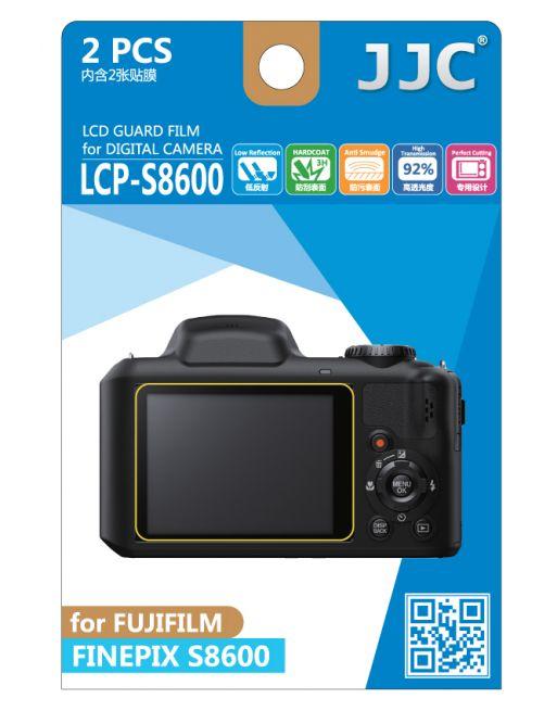 JJC LCP S8600 LCD bescherming