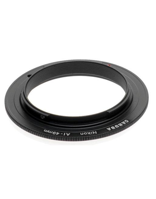 Caruba Reverse Ring Nikon AI 49mm