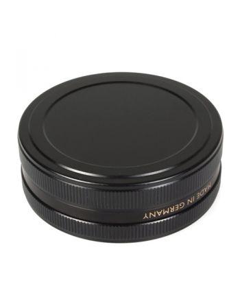 Caruba Metalen Filter Opberg/Bewaarset 105 mm