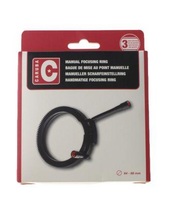 Caruba Manual Focusing Ring 64 68mm