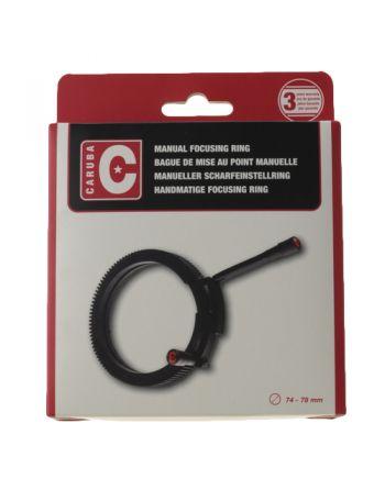 Caruba Manual Focusing Ring 78 83mm