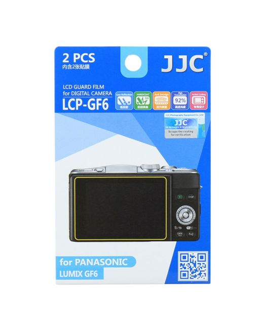 JJC LCP GF6 Screenprotector