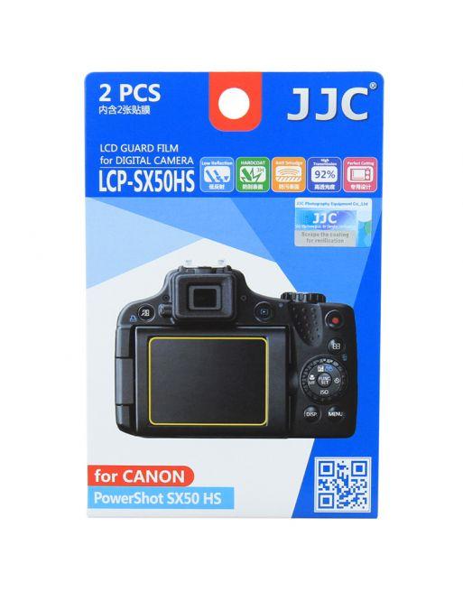 JJC LCP SX50HS Screenprotector