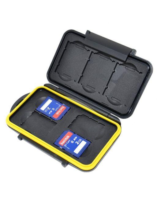 JJC MC XQDSD7 Multi Card Case