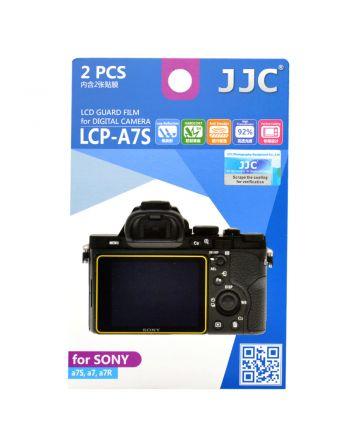 JJC LCP A7S Screenprotector