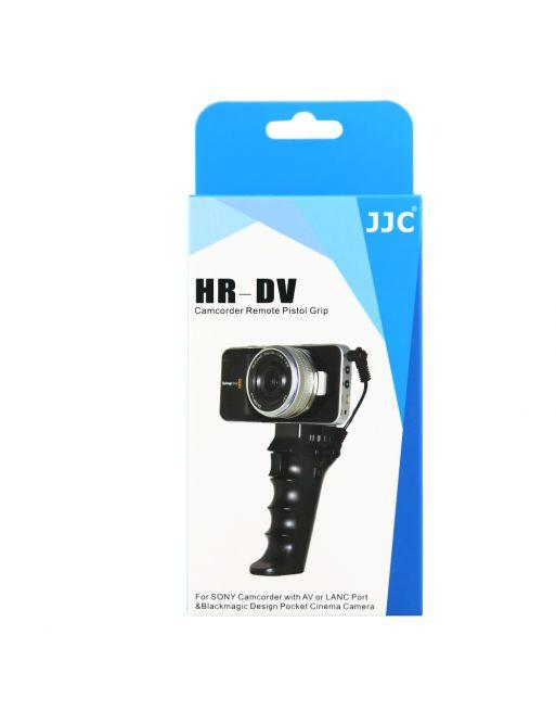 JJC Remote HR DV Handle Pistol Grip